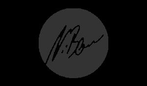 NiBow round logo