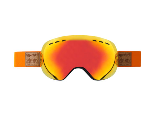 Appertiff REd Revo Orange Goggle BGA1505