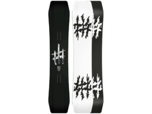 Lobster Nose Job Snowboard