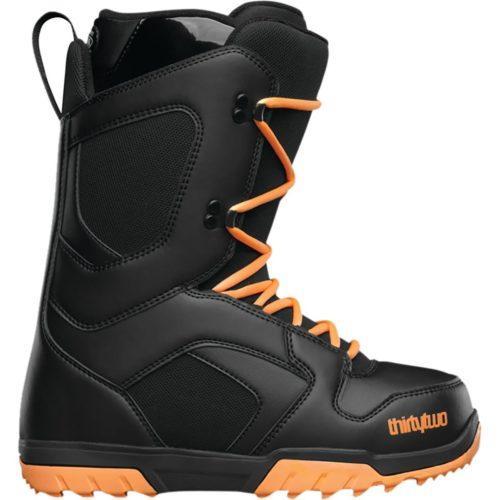ThirtyTwo Exit Black/Orange Snowboard Boot Støvle
