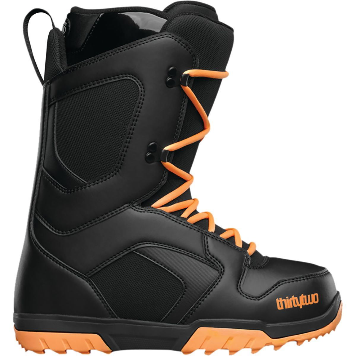 ThirtyTwo Exit Black/Orange Snowboard Boot Støvle